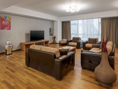 Herastrau apartament select situat in complex rezidential