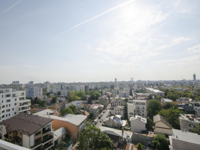 Penthouse spectaculos, priveliste splendida, orientare sud