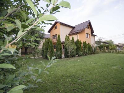 Vanzare vila unifamiliala cu 6 camere