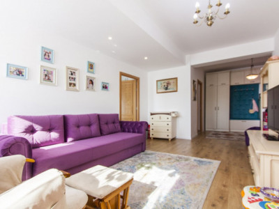 Apartament 3 camere – New Residence Ghencea