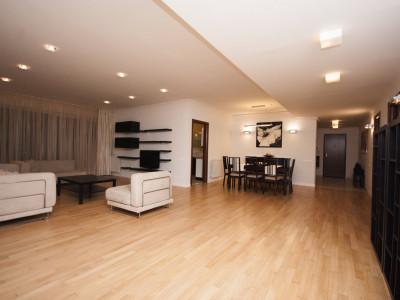 Herastrau vanzare apartament 4 camere bloc nou