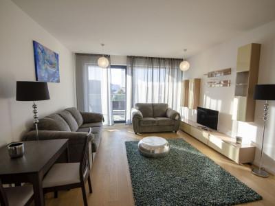 Apartament 2 camere mobilat si utilat – One Herastrau Plaza