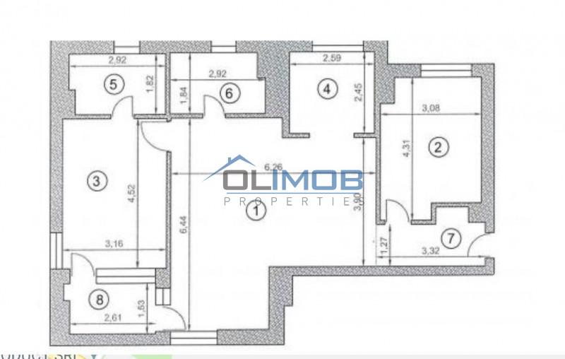 Pipera inchiriere apartament Scoala Americana