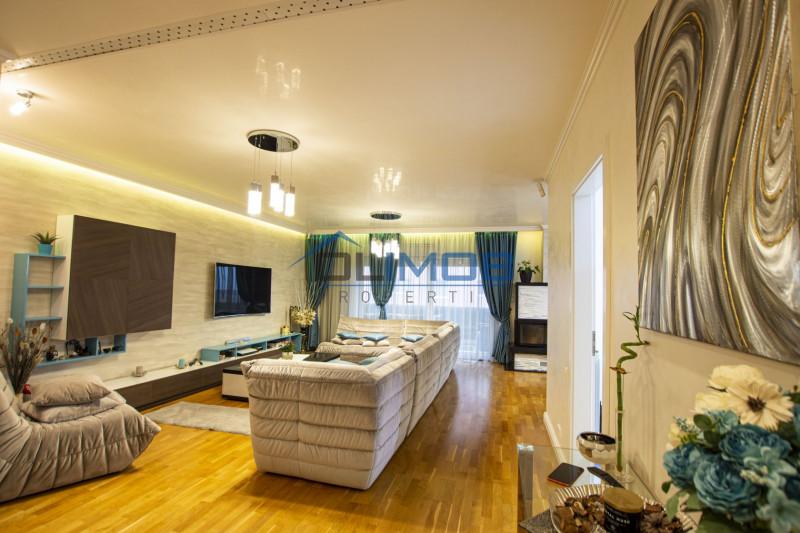 Pipera apartament 4 camere, mobilat si utilat