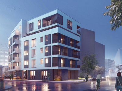 Apartament 4 cam+terasa , decomandat NearCenter Residence Agricultori - Com Zero