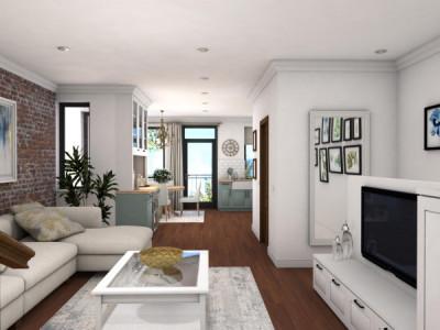 De vanzare - vila (2 apartamente), 298mp, Berthelot