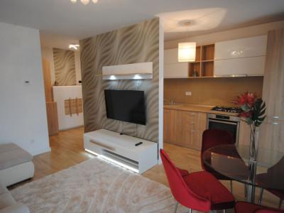 Inchiriere 3 camere Domenii - Arcadia Apartments - parcare subterana