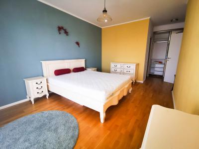 Apartament SUPERB 3 camere bloc NOU, loc de parcare, Baneasa