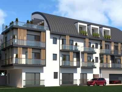 Frasari Residence  apartament 4 camere cu terasa