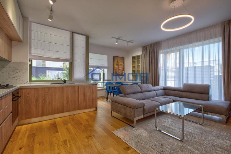 Aviatie inchiriere apartament 4 camere cu gradina langa Herastrau