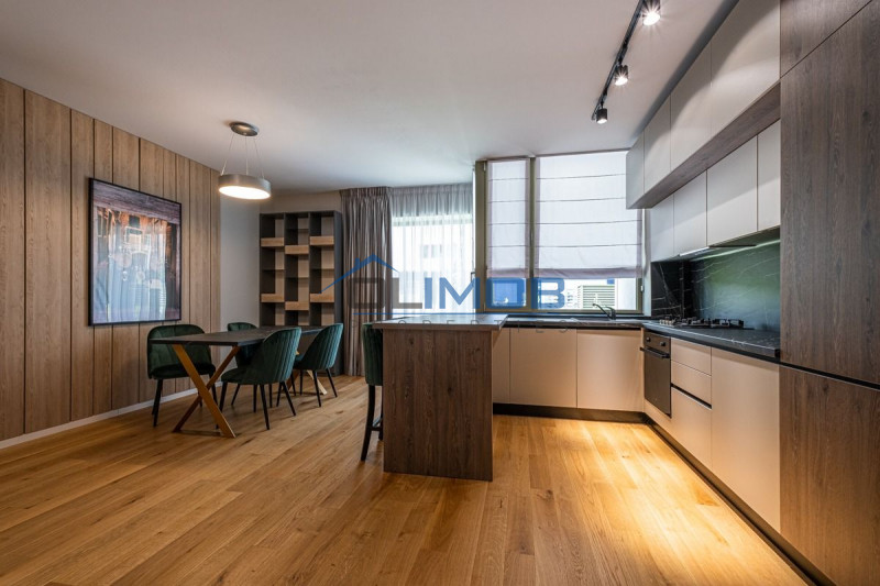 Aviatie inchiriere apartament 3 camere cu gradina langa Herastrau