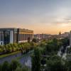 Inchiriere apartament Bulevardul Unirii vedere Biblioteca Nationala