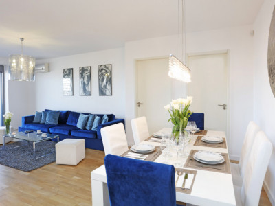 Apartament 2 camere LUX - GREENLAKE RESIDENCES - BANEASA - SISESTI