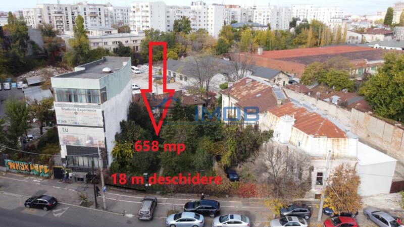 Oportunitate - Teren de vanzare 658 mp - Calea Plevnei 74