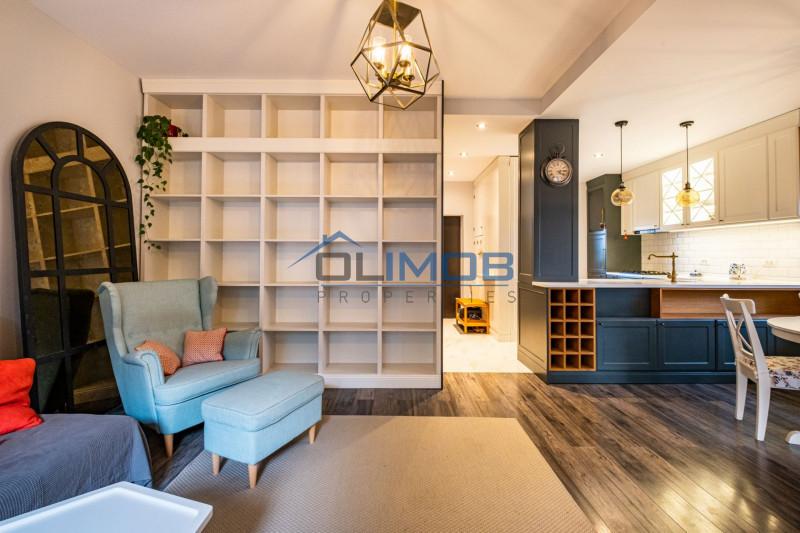OPORTUNITATE! Vila Boutique 4 camere Otopeni, complet utilata si mobilata!