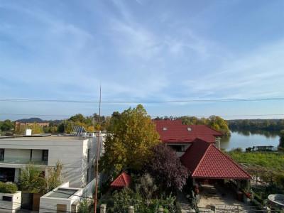 Casa Mogosoaia vedere lac vezi tur virtual