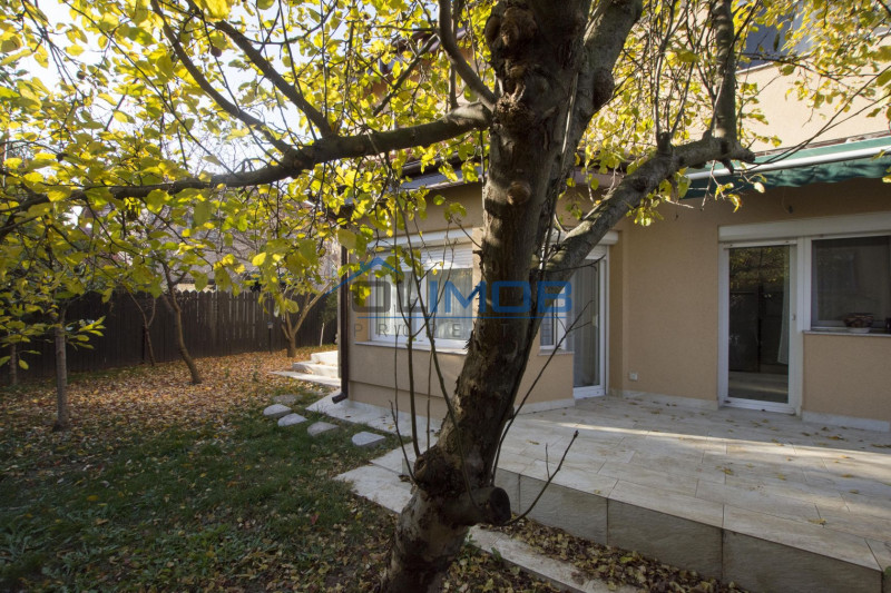Pipera inchirieere vila cocheta complex rezidential