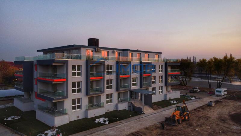 Penthouse 3 camere bloc finalizat Sisesti
