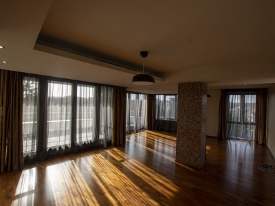 Iancu Nicolae inchiriere apartament 4 camere cu teresa si acces piscina