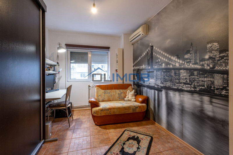 Apartament 3 camere decomandat, centrala proprie - Militari Gorjului