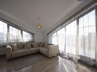 Bucurestii Noi apartament luminos, cochet, la mansarda