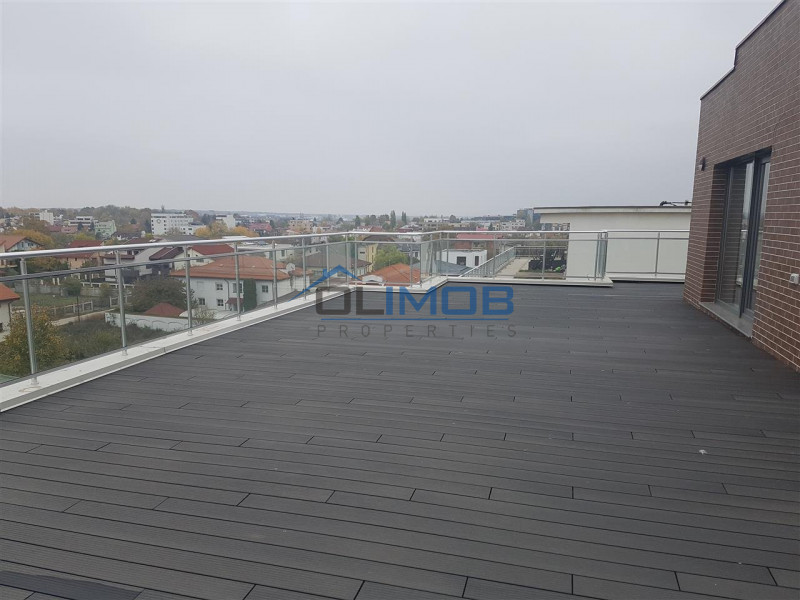 Inchiriere penthouse lux Petrom City